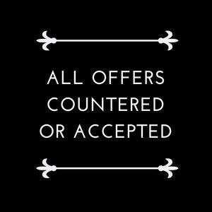 Offers Countered or Accepted